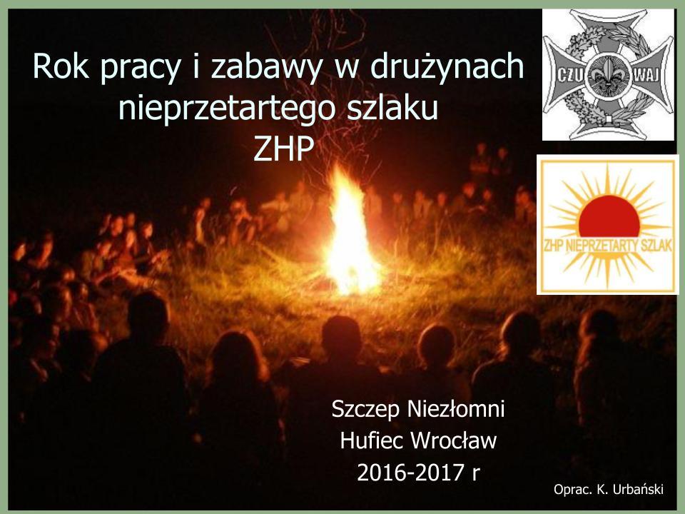 Prezentacja Szczepu Niezłomni